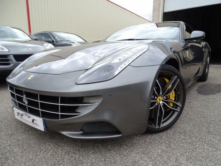 Ferrari FF V12 4M/Ceramique  Pack Carbone + Alcantara noir  Cameras Av et Ar ..... grigio silverstone met - 1