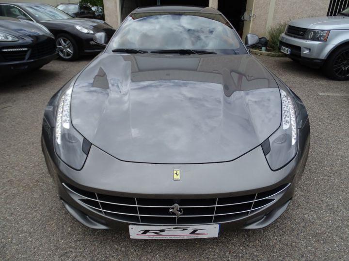 Ferrari FF V12 4M/Ceramique  Pack Carbone + Alcantara noir  Cameras Av et Ar ..... grigio silverstone met - 4