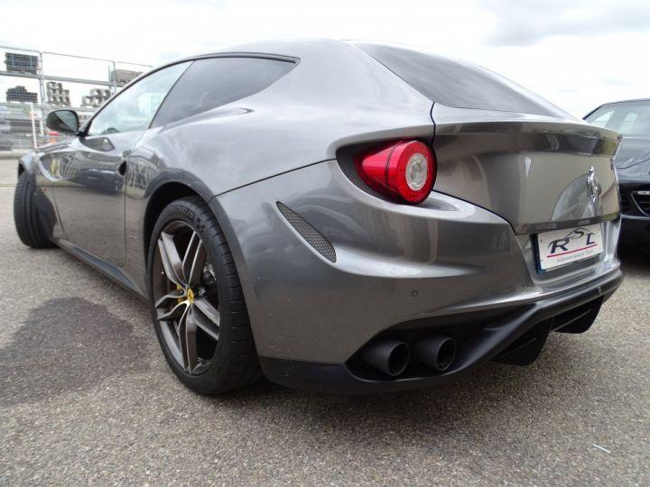 Ferrari FF V12 4M/Ceramique  Pack Carbone + Alcantara noir  Cameras Av et Ar ..... grigio silverstone met - 5