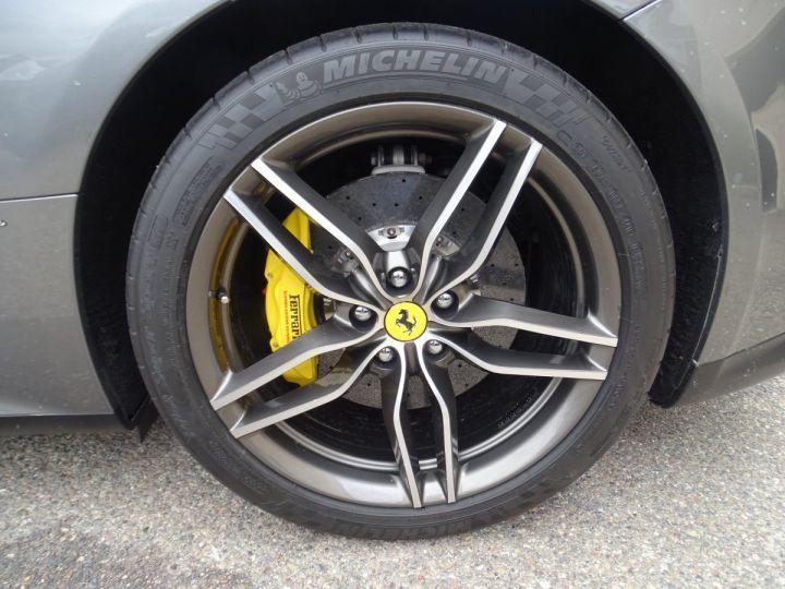 Ferrari FF V12 4M/Ceramique  Pack Carbone + Alcantara noir  Cameras Av et Ar ..... grigio silverstone met - 8