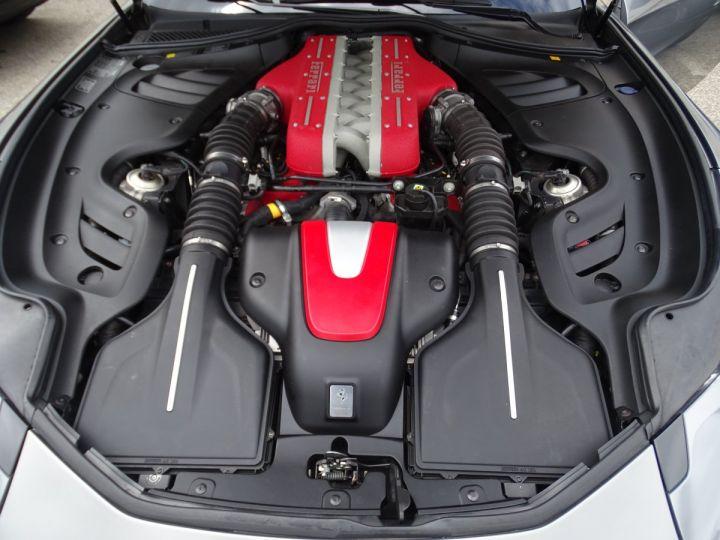 Ferrari FF V12 4M/Ceramique  Pack Carbone + Alcantara noir  Cameras Av et Ar ..... grigio silverstone met - 15
