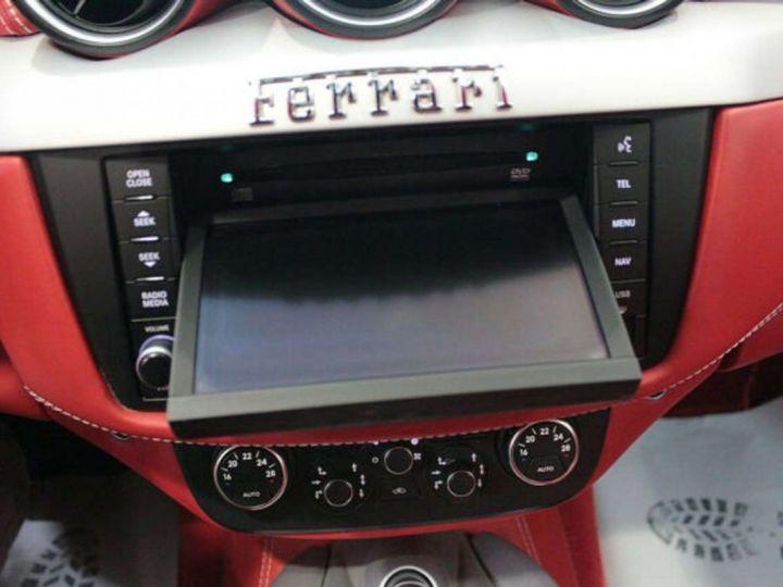 Ferrari FF V12 6.3 660ch 4X4/GPS/ Boite Auto 7 Vitesses *Pack sport - Cuir Rosso* Livré et garantie 12 mois Blanc - 14