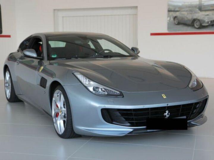 Ferrari GTC4 Lusso grigio titanium métal - 1