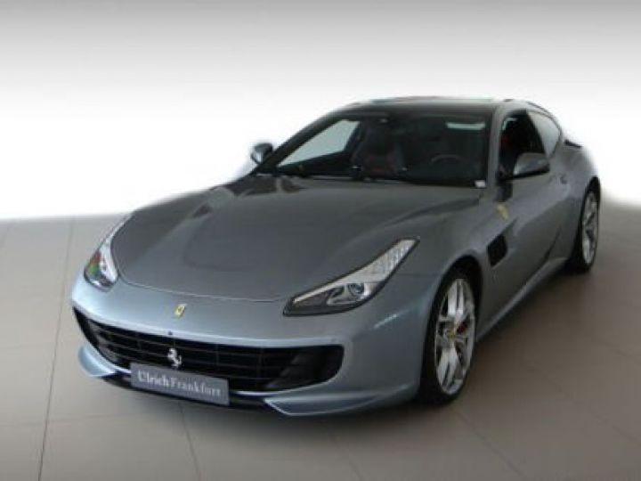 Ferrari GTC4 Lusso grigio titanium métal - 21
