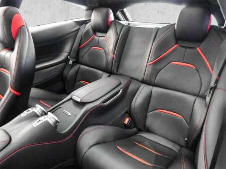 Ferrari GTC4 Lusso T V8 3.9 Grigio Titanio métal - 10