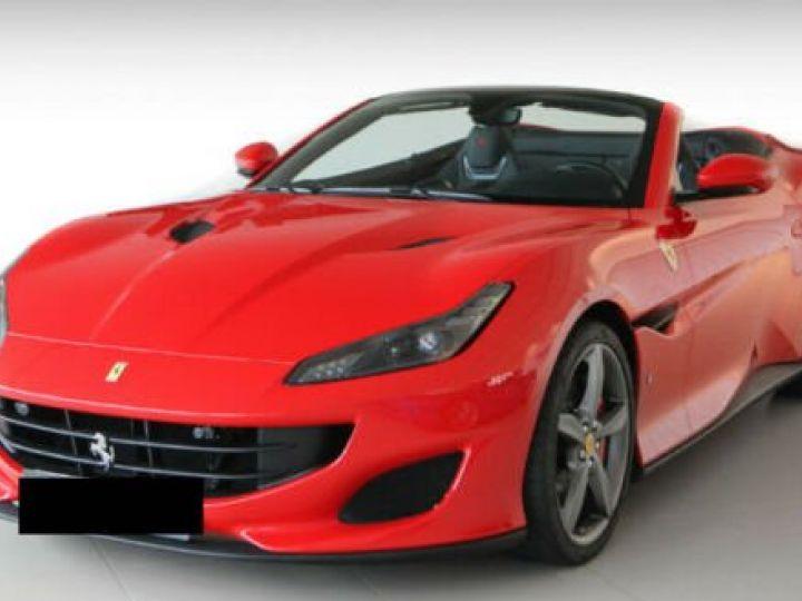 Ferrari Portofino Rosso corsa - 1