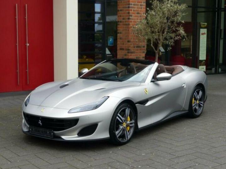 Ferrari Portofino alluminio opaco - 1