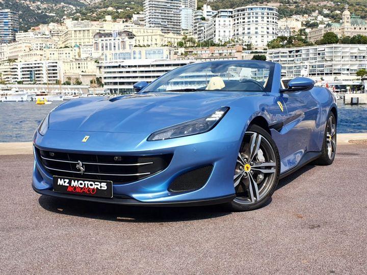 Ferrari Portofino 3.9 V8 GT TURBO 600 Azzurro California Occasion - 1