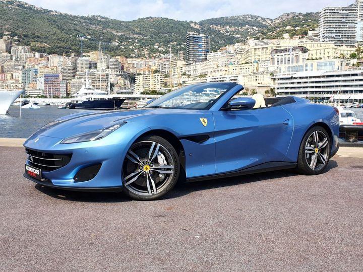Ferrari Portofino 3.9 V8 GT TURBO 600 Azzurro California Occasion - 4