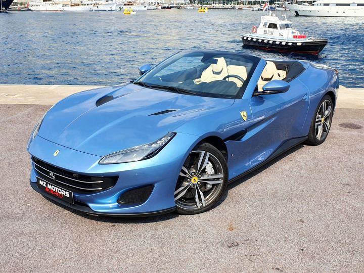 Ferrari Portofino 3.9 V8 GT TURBO 600 Azzurro California Occasion - 5