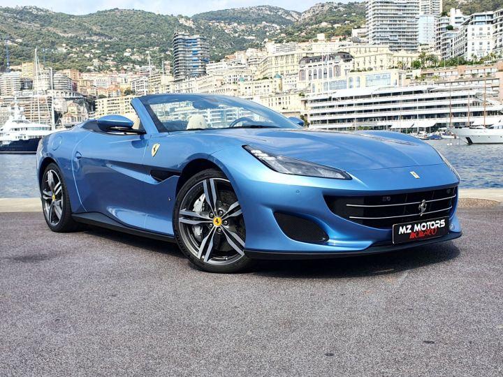 Ferrari Portofino 3.9 V8 GT TURBO 600 Azzurro California Occasion - 6