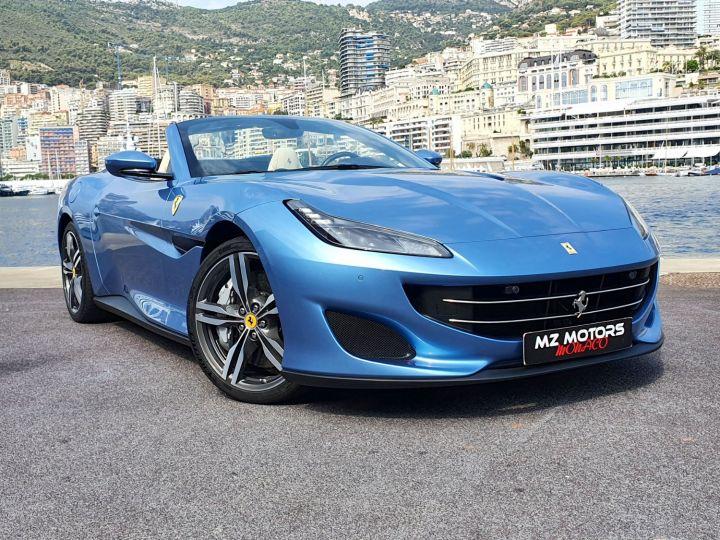 Ferrari Portofino 3.9 V8 GT TURBO 600 Azzurro California Occasion - 7
