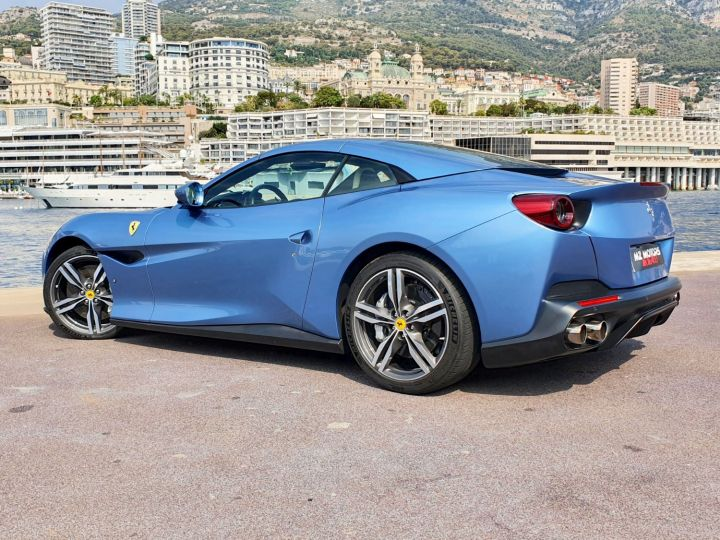 Ferrari Portofino 3.9 V8 GT TURBO 600 Azzurro California Occasion - 15