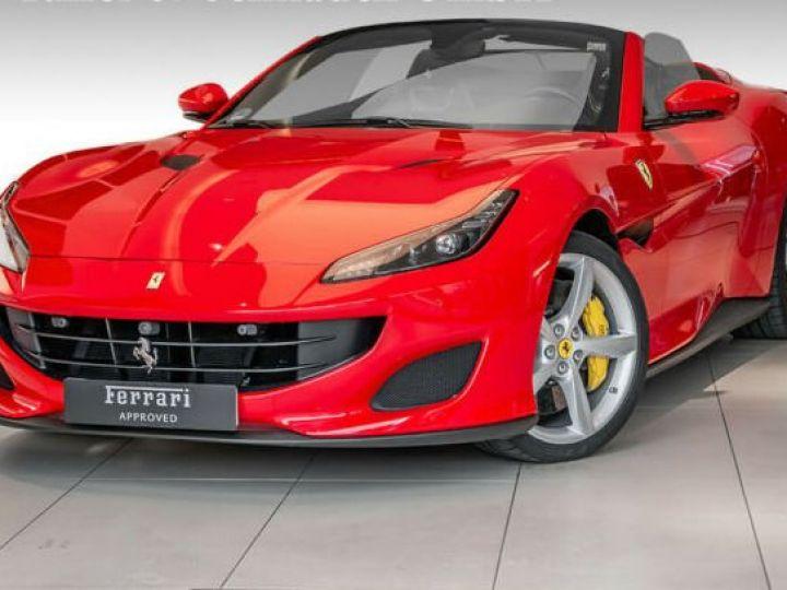 Ferrari Portofino Apple Carplay Rosso Corsa - 1