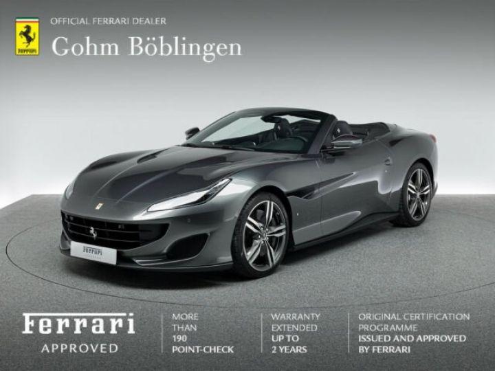 Ferrari Portofino V8 3.9 bi-turbo  Grigio Silverstone métal - 1