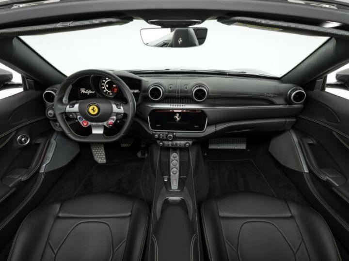 Ferrari Portofino V8 3.9 bi-turbo  Grigio Silverstone métal - 2