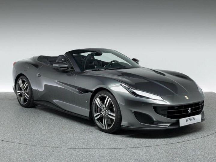 Ferrari Portofino V8 3.9 bi-turbo  Grigio Silverstone métal - 6