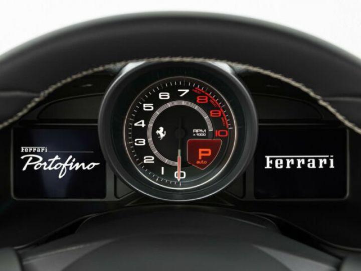 Ferrari Portofino V8 3.9 bi-turbo  Grigio Silverstone métal - 11