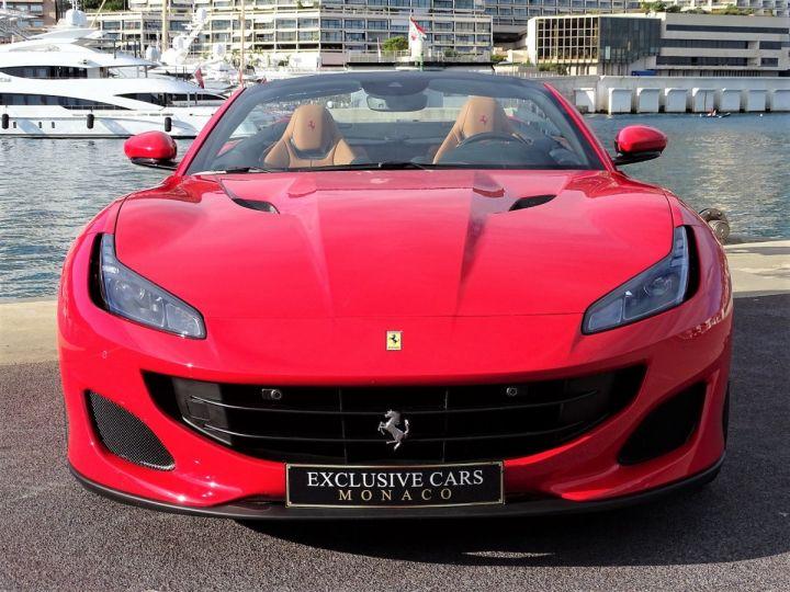 Ferrari Portofino V8 T 600 CV - MONACO ROSSA CORSA - 2