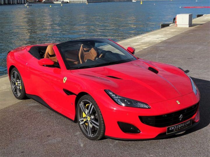 Ferrari Portofino V8 T 600 CV - MONACO ROSSA CORSA - 3