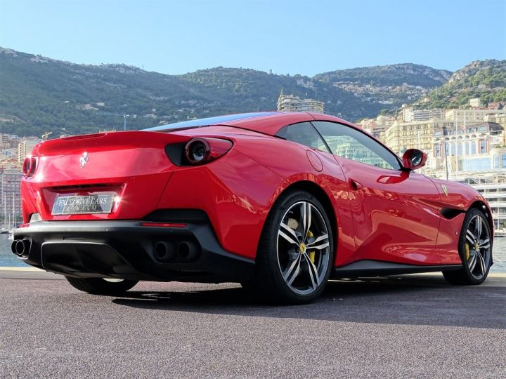 Ferrari Portofino V8 T 600 CV - MONACO ROSSA CORSA - 5