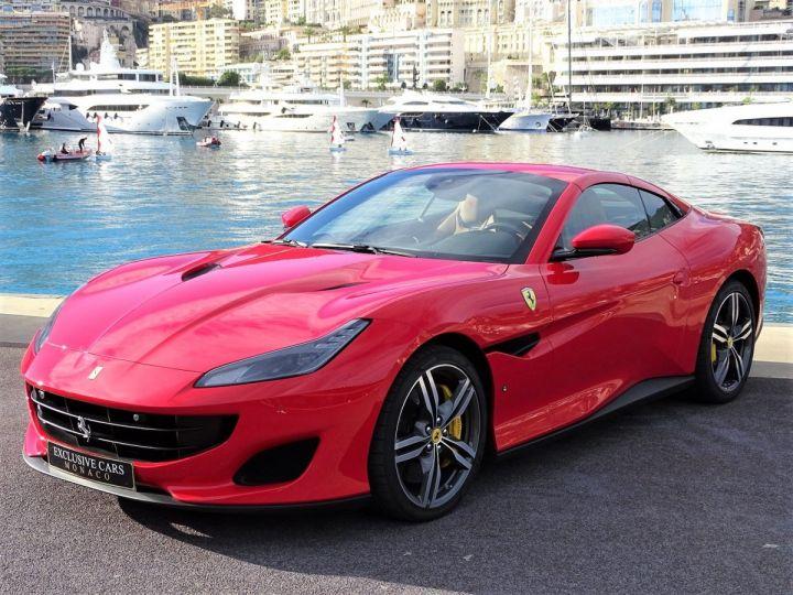 Ferrari Portofino V8 T 600 CV - MONACO ROSSA CORSA - 14