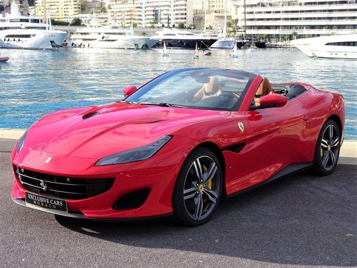 Ferrari Portofino V8 T 600 CV - MONACO Rosso Corsa - 1