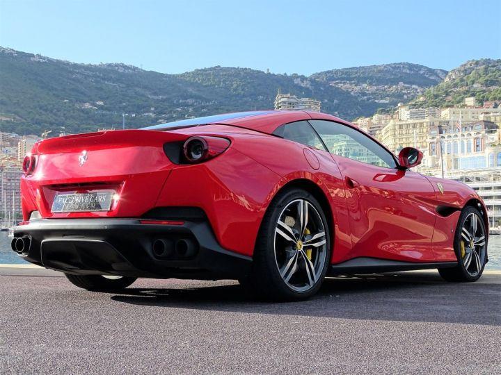 Ferrari Portofino V8 T 600 CV - MONACO Rosso Corsa - 5