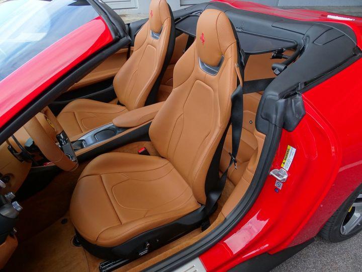 Ferrari Portofino V8 T 600 CV - MONACO Rosso Corsa - 7