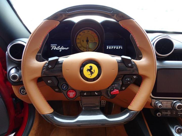 Ferrari Portofino V8 T 600 CV - MONACO Rosso Corsa - 9
