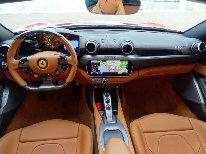 Ferrari Portofino V8 T 600 CV - MONACO Rosso Corsa - 10