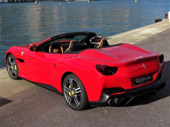 Ferrari Portofino V8 T 600 CV - MONACO Rosso Corsa - 19