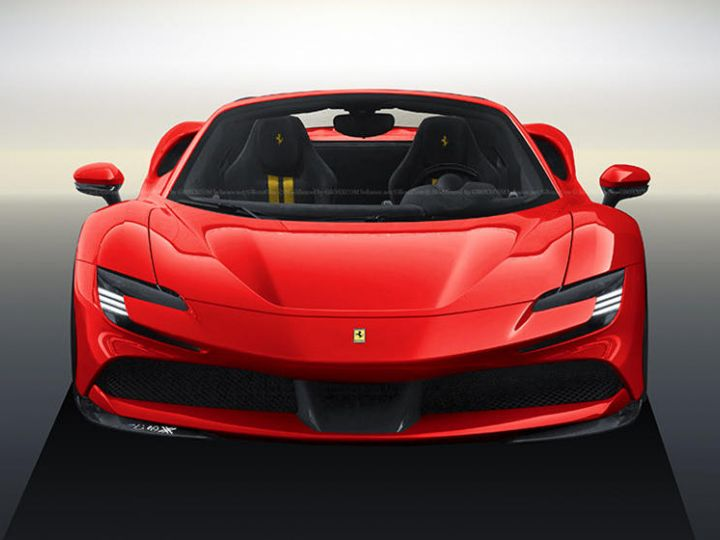 Ferrari SF90 Stradale SF90 Stradale Spider  - 2