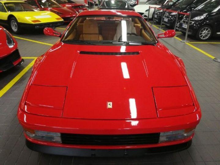 Ferrari Testarossa Rouge Occasion - 1