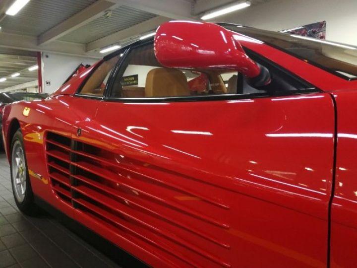 Ferrari Testarossa Rouge Occasion - 3