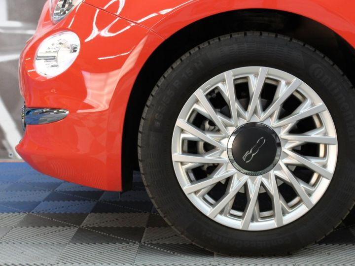 Fiat 500 0.9 8V 85CH TWINAIR S/S LOUNGE Corail red Occasion - 9