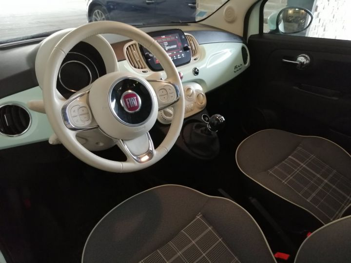 Fiat 500 1.2 69 CV LOUNGE Vert - 5