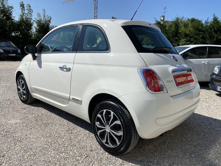Fiat 500 1.3 MULTIJET 16V 95CH DPF S&S POP Blanc - 6