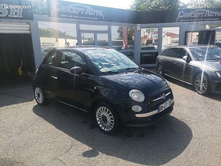Fiat 500 Noir Occasion - 2