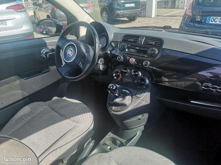 Fiat 500 Noir Occasion - 5