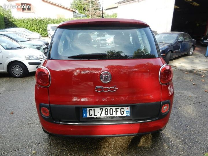 Fiat 500 500L 1.3 JTD Pop Star Rouge - 3