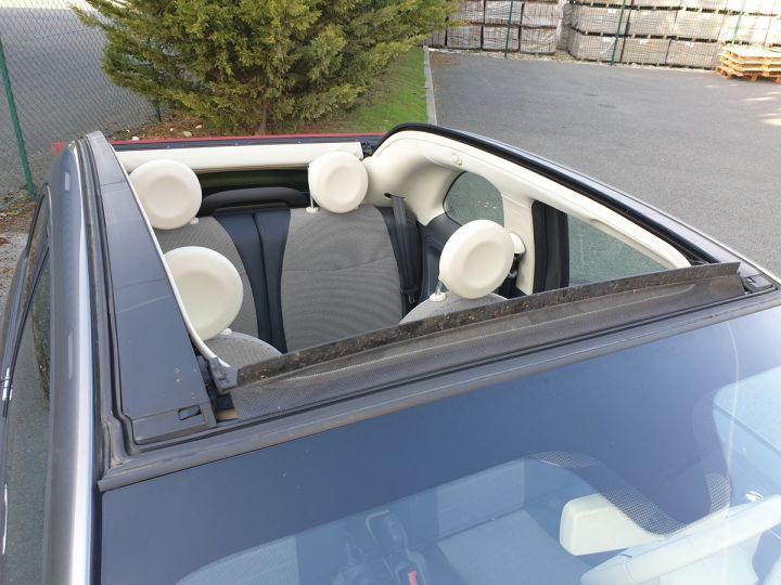Fiat 500 c cabriolet ii 1.2 8v 69 lounge bv5 i Gris Anthracite Occasion - 6