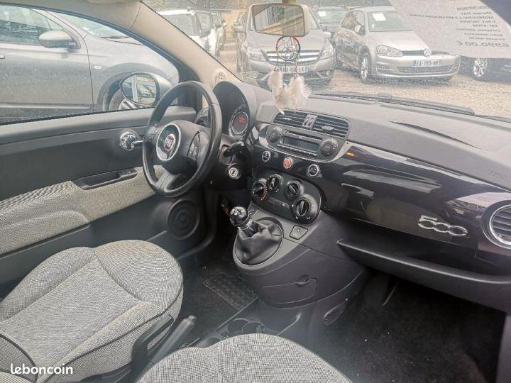 Fiat 500 LOUNGE NOIR METAL Occasion - 5