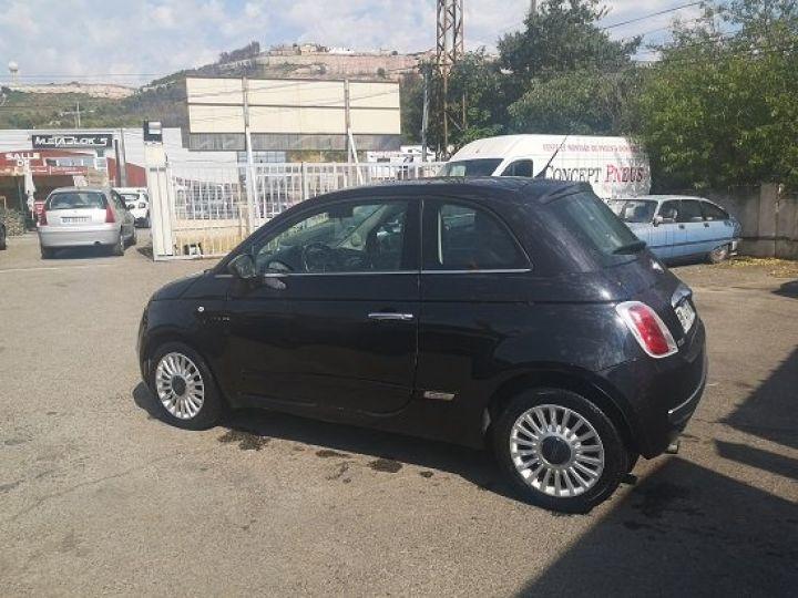Fiat 500 LOUNGE NOIR METAL Occasion - 3