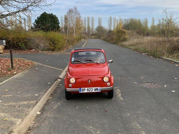 Fiat 500L Rouge  Occasion - 2
