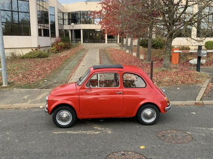 Fiat 500L Rouge  Occasion - 3