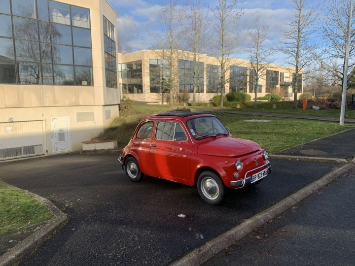 Fiat 500L Rouge Occasion - 1