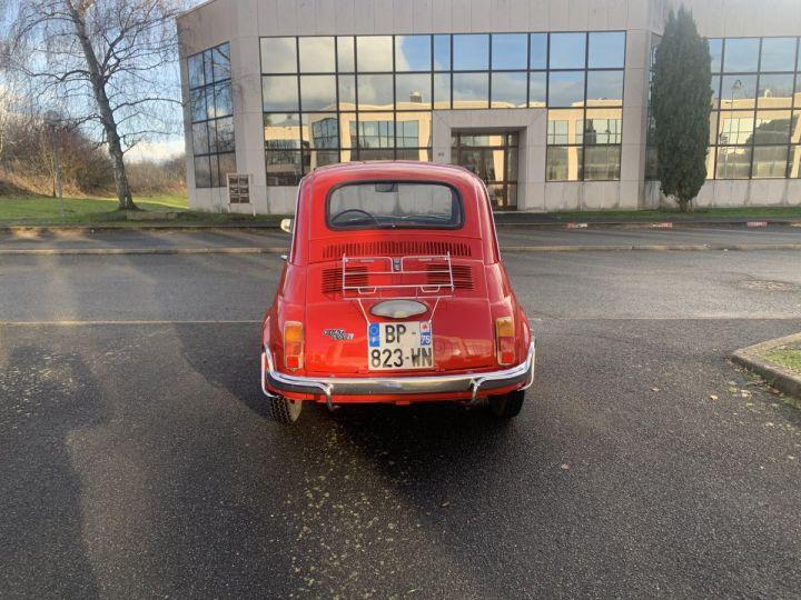Fiat 500L Rouge Occasion - 4