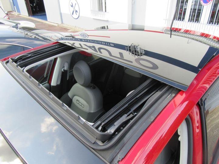 Fiat 500X 1.6 MULTIJET 16V 120CH POPSTAR ROUGE Occasion - 8