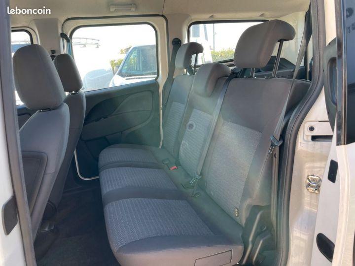 Fiat DOBLO maxi 1.6 120cv tpmr 103.000km  - 6